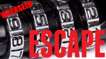 Nieuwsbericht: Binnenkort: Escape Room!