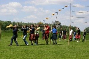 Twents Kwartiertje Weerselo; outdoor - Schotse Highlandgames -Weerselo- Twente