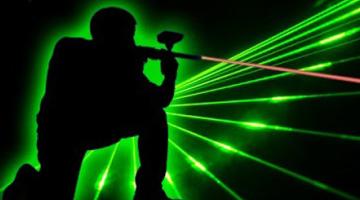 Nieuwsbericht: Lasergamen!